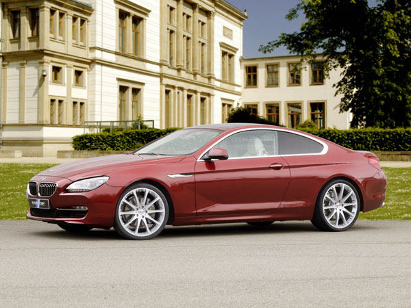 Hartge зарядил BMW 6-Series Coupe